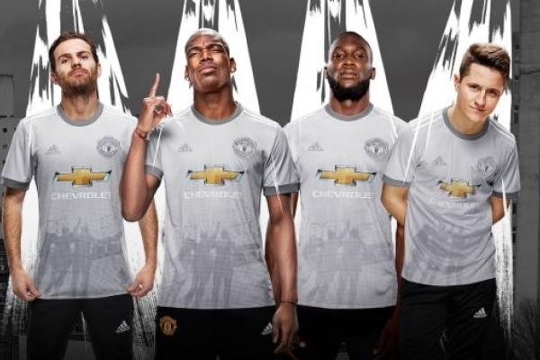 Ilyen lesz a Manchester United harmadik meze