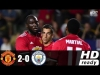 Embedded thumbnail for Lukaku és Rashford gólokkal nyerte a városi derbit Amerikában a United